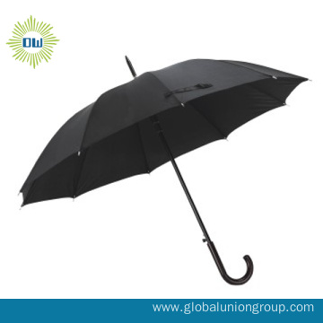 8 Ribs Chinese Rain Straight Umbrella